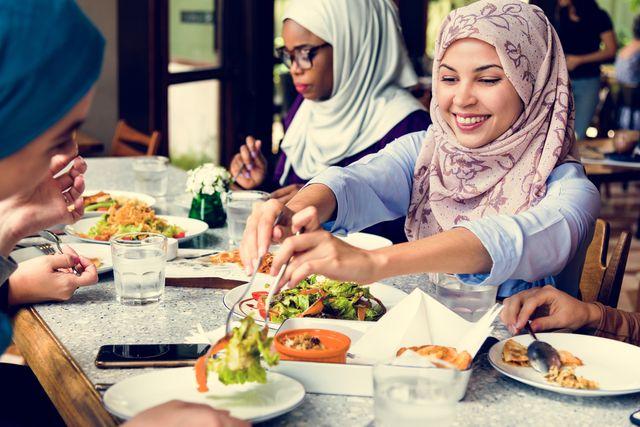 Halal Cafe Singapore