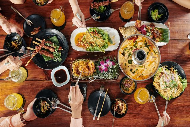 Family Restaurants Singapore
