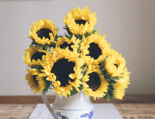 Best Sunflower Bouquet