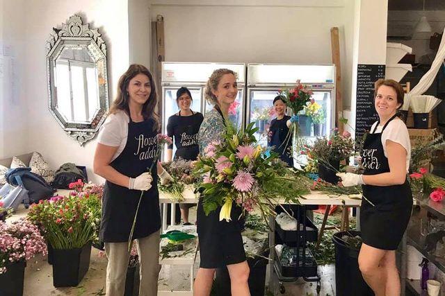 Art Of Fresh Floral 8 Best Flower Arrangement Classes In Sg 2020