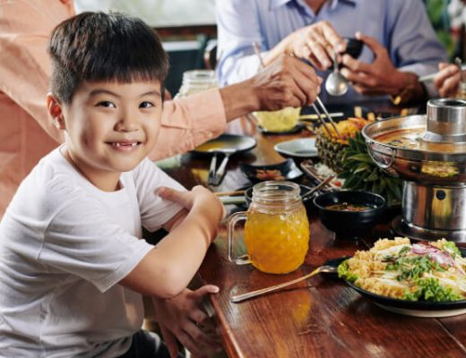 Best Kid Friendly Restaurant Singapore