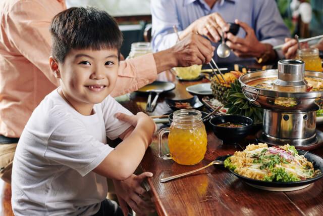 Best Kid Friendly Restaurant Singapore