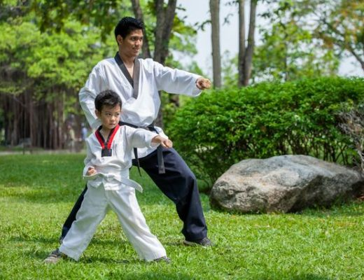 best kids karate