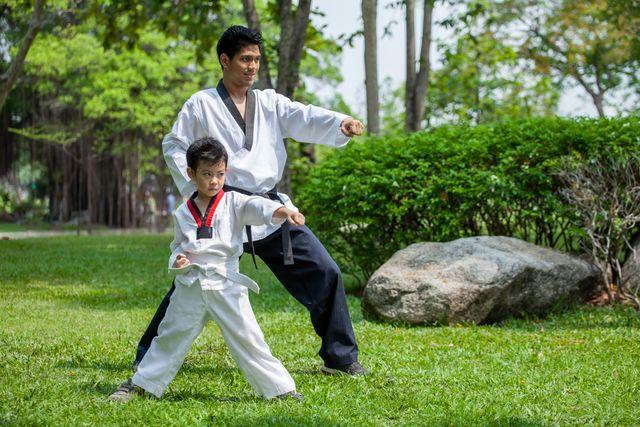 best kids karate