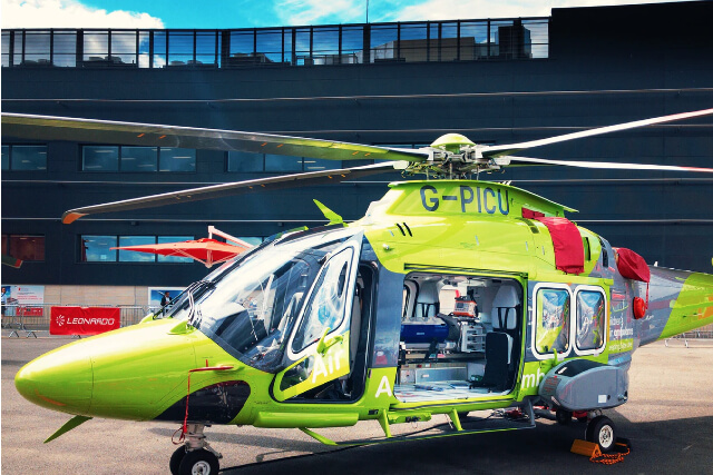 Best Air Ambulance Singapore