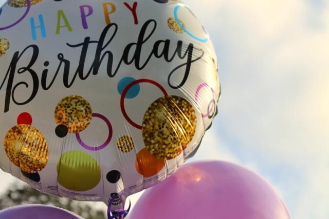 Best Helium Birthday Party Balloons Singapore
