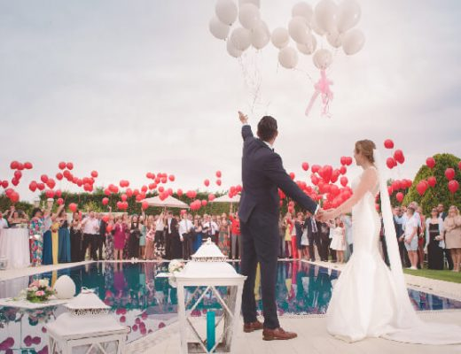 Best Wedding Balloon Decor Singapore