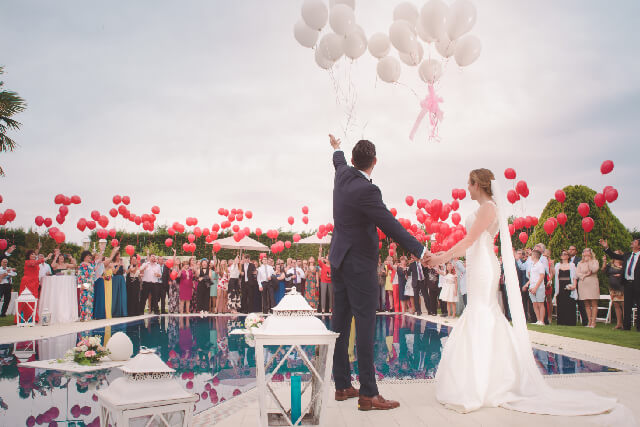 Best Wedding Balloon Decor Singapore