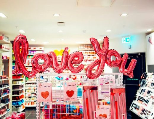 best balloon shop singapore