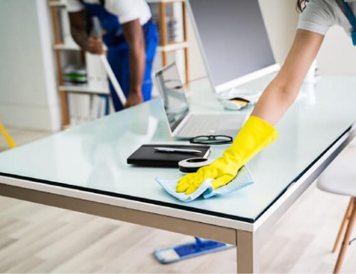 Best Office Cleaning Services Singapore